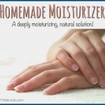 Homemade Moisturizer For Natural Hand Repair
