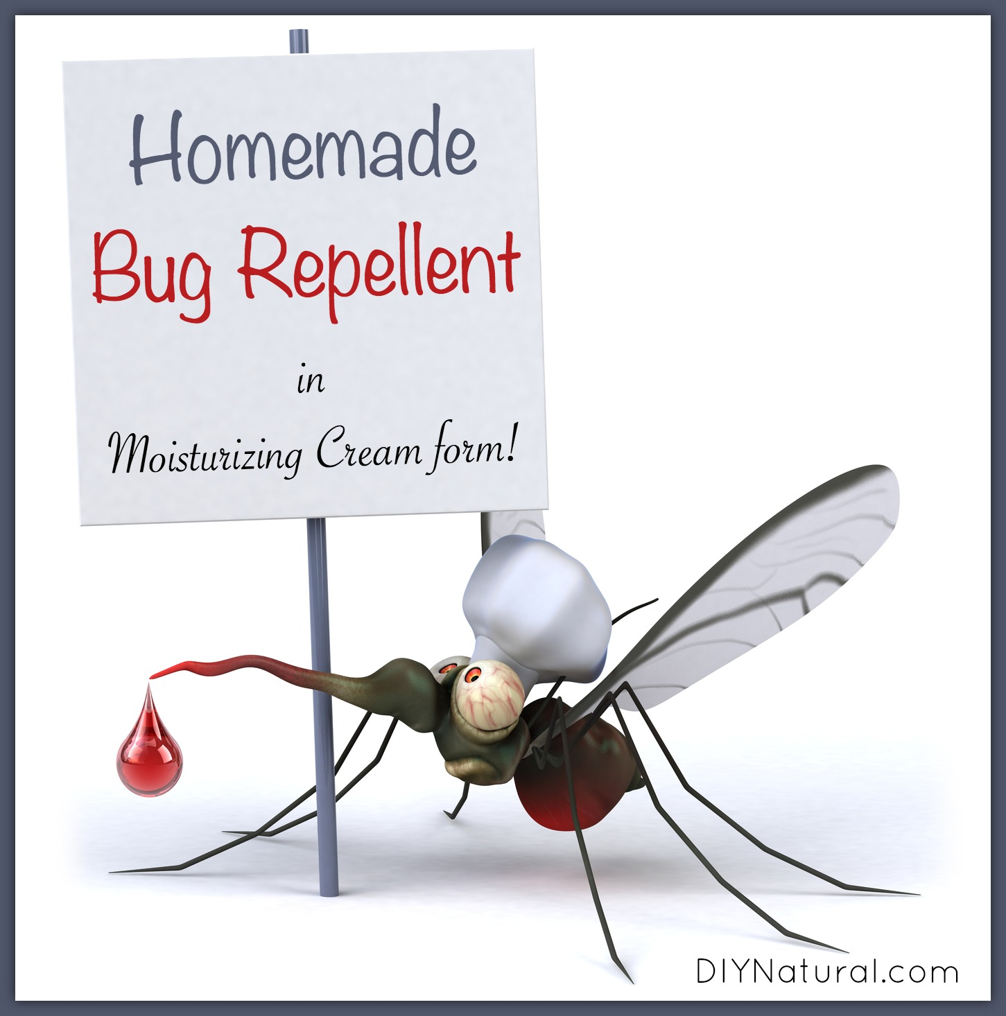 How To Make Natural Mosquito Repellent At Home