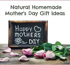 DIY Natural Mother's Day Gifts to Give This Year