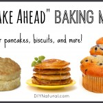 Premade Baking Mix for Pancakes, Muffins & More