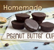 A Delicious Homemade Peanut Butter Cups Recipe