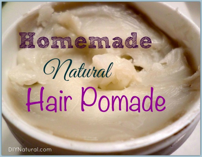 How To Make Your Own Hair Styling Wax A Homemade Pomade Recipe That Is Natural And Nongreasy