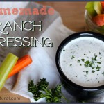 Homemade Ranch Dressing Without All the Junk