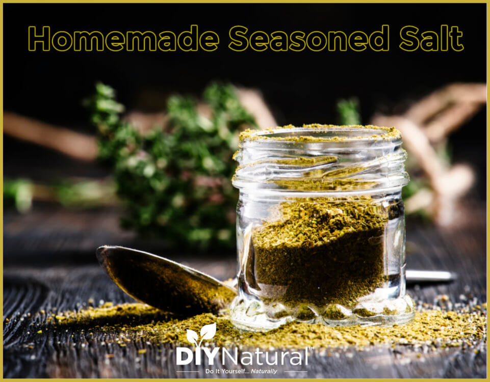 A Simple and Delicious Homemade Seasoned Salt