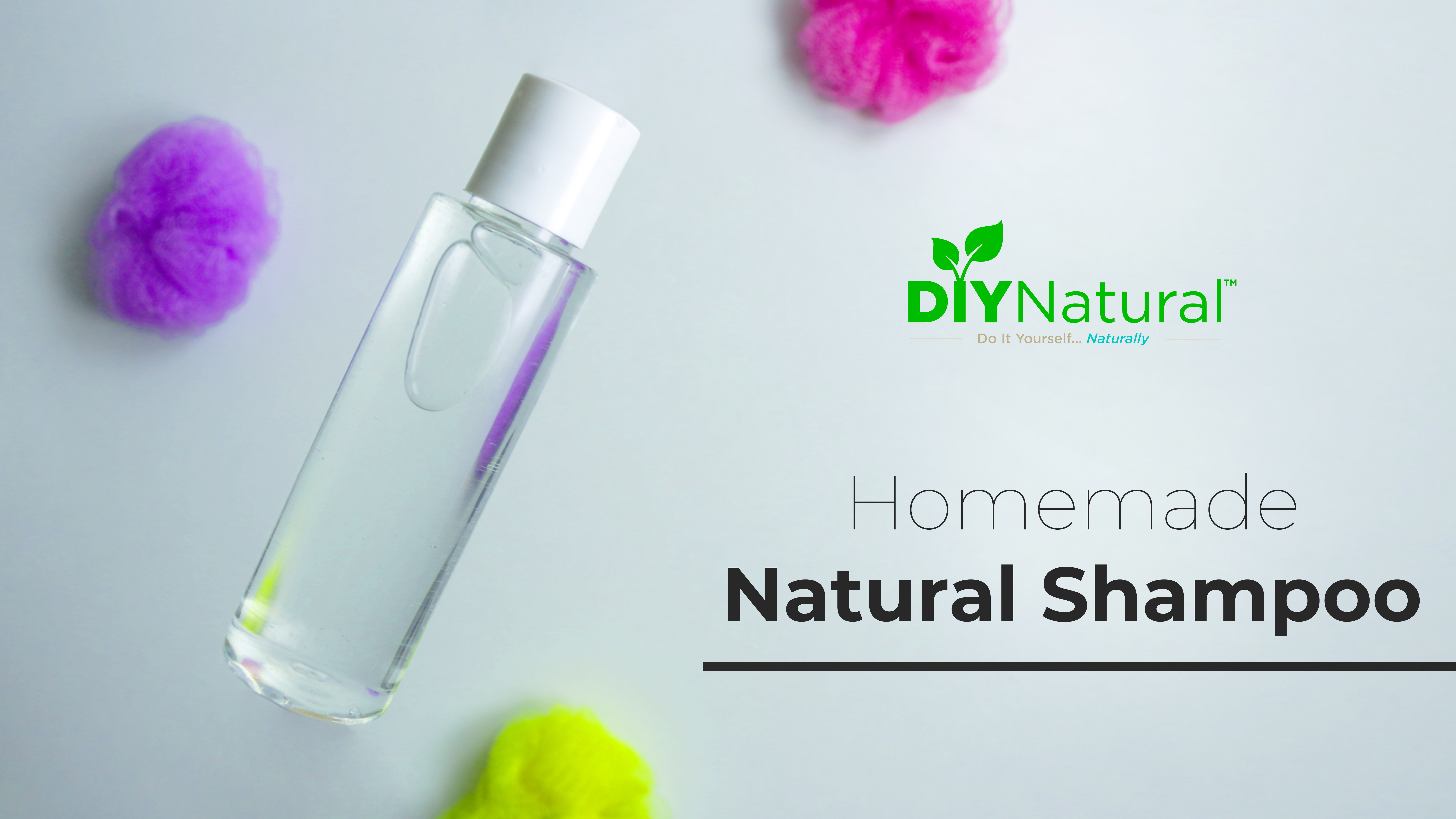 Homemade Shampoo: A Simple and Natural