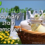 How to Treat Tough Laundry Stains Naturally