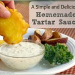 Homemade Tartar Sauce Recipe