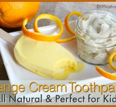 Homemade Natural Toothpaste Kids Will Love