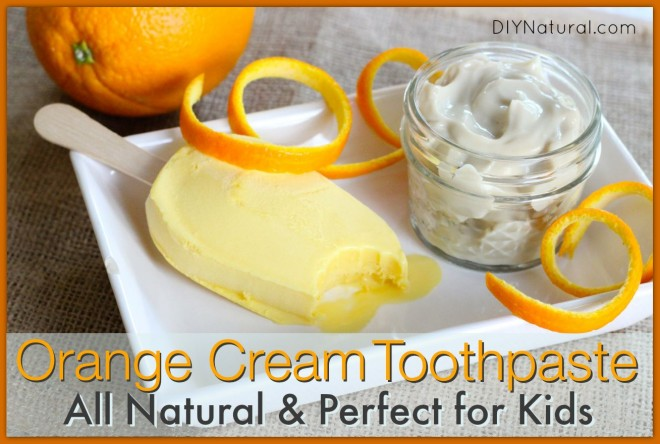 Homemade Toothpaste For Kids Natural