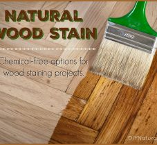 Learn How To Make Your Own Natural Wood Stains