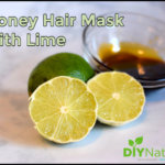 Honey Hair Mask with Lime