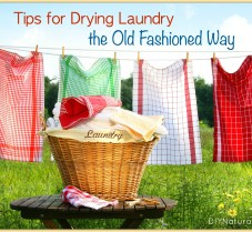 Troubleshooting Tips for Drying Laundry on the Line