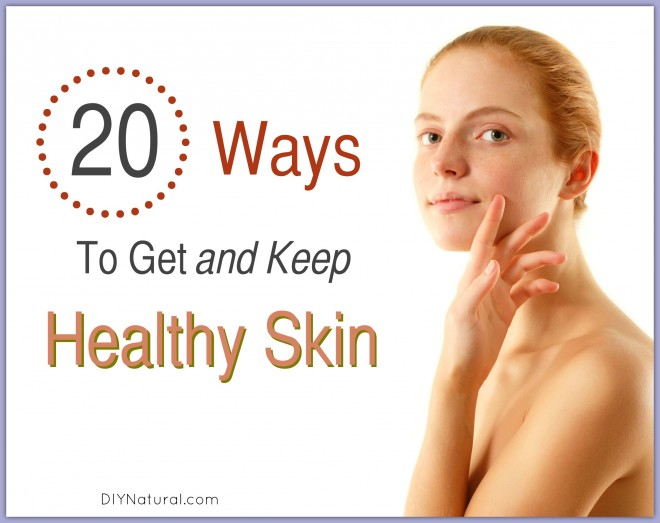 Best Ways To Clear Skin Natural