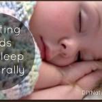 Herbs That Help Children Get to Sleep Naturally