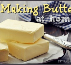 Learn How To Make Butter At Home In a Blender
