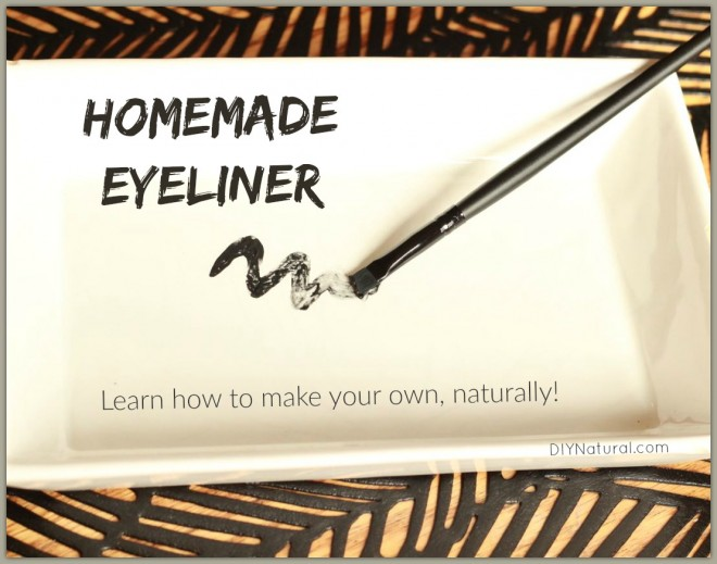 How To Make Eyeliner