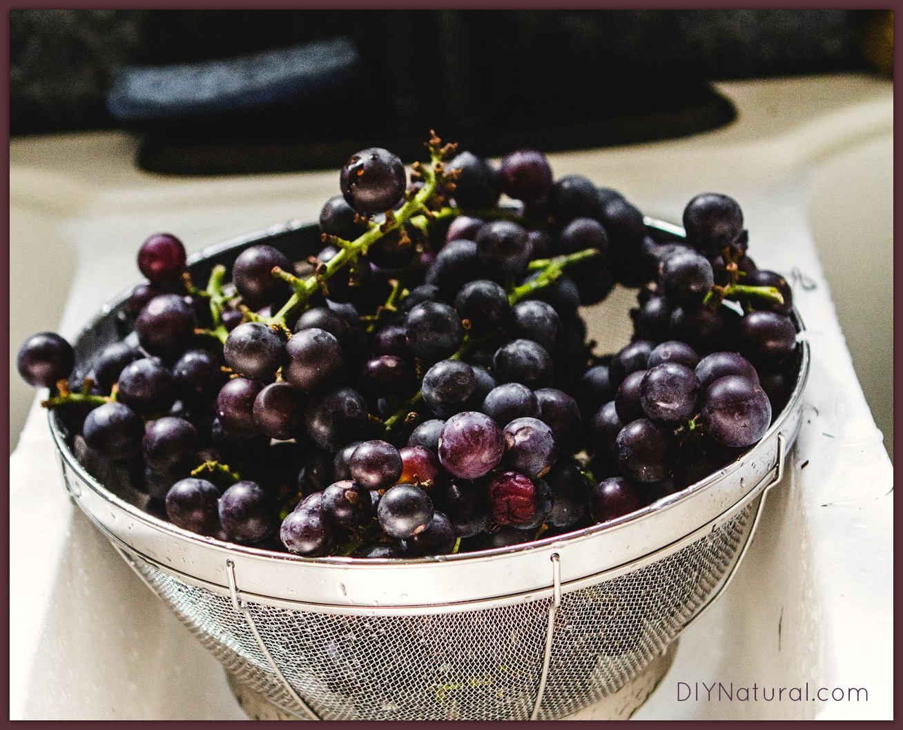 How To Make Grape Juice 1