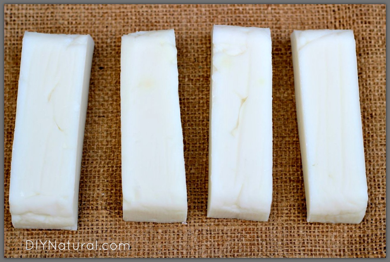 Cleaning Soap Recipe 1