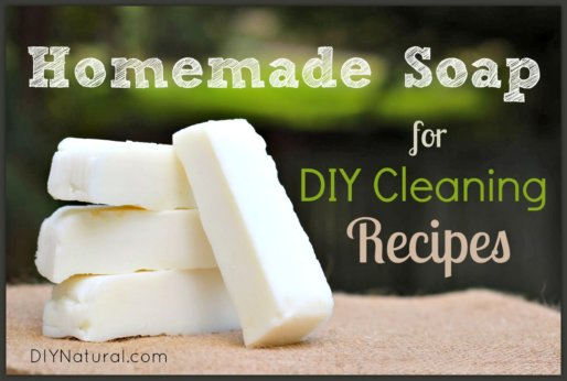 Cleaning Soap Recipe