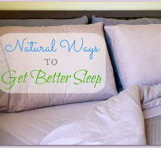 6 Natural Ways to Get Better Sleep