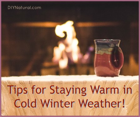 How To Stay Warm In Cold Weather