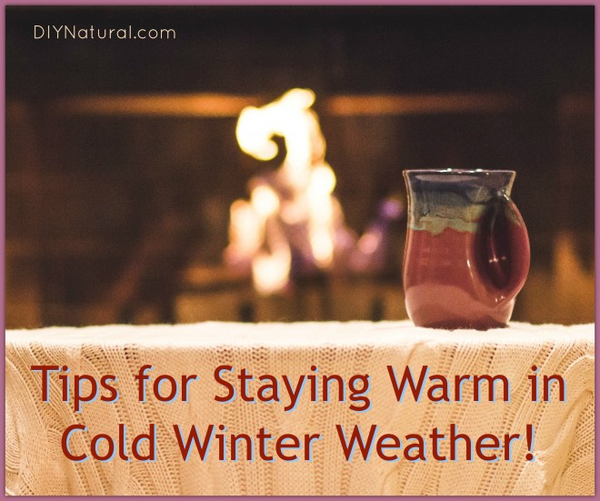 Learn How To Stay Warm In Cold Weather