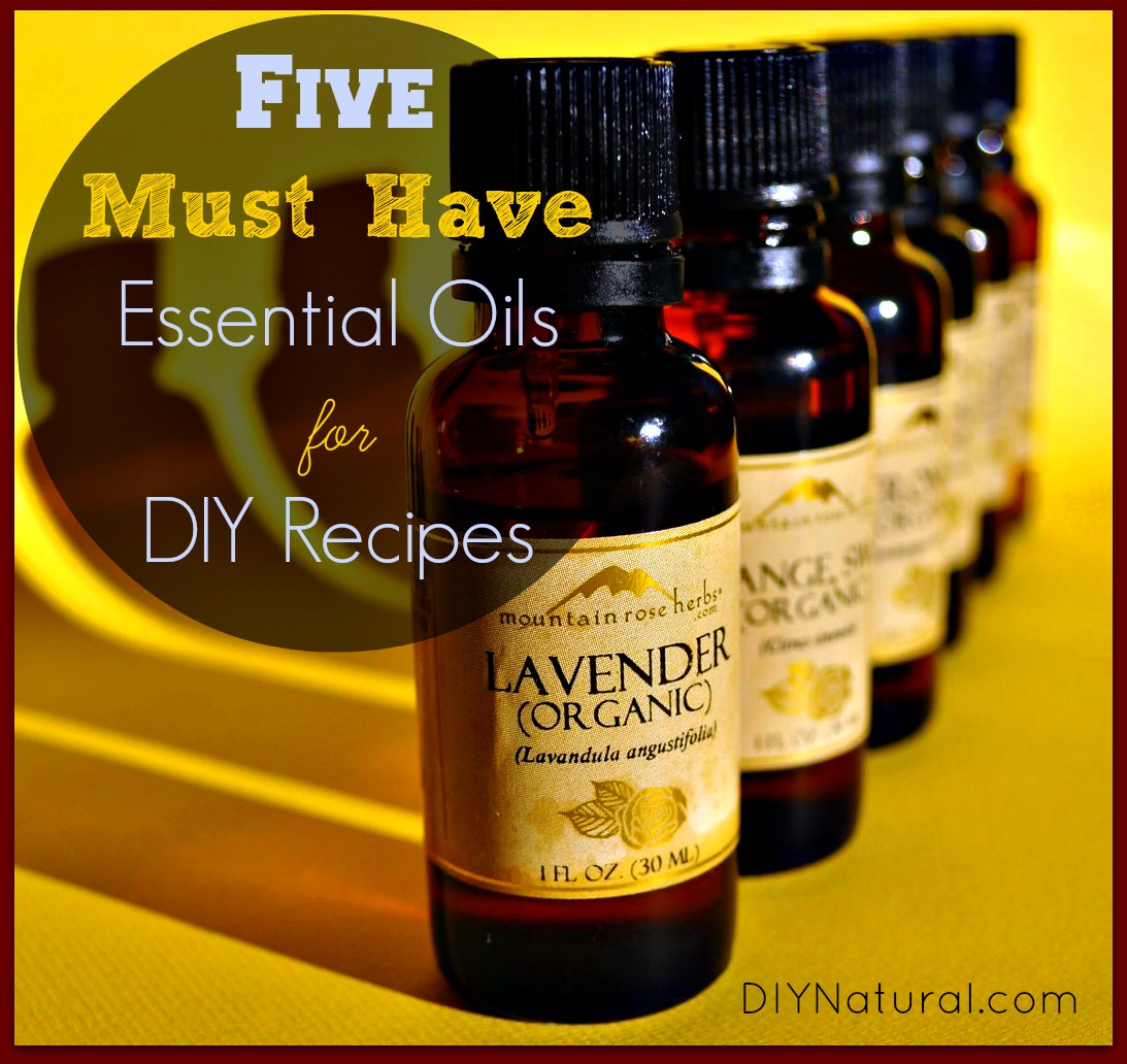 How To Use Essential Oils - The Top Oils You Need and Many ...