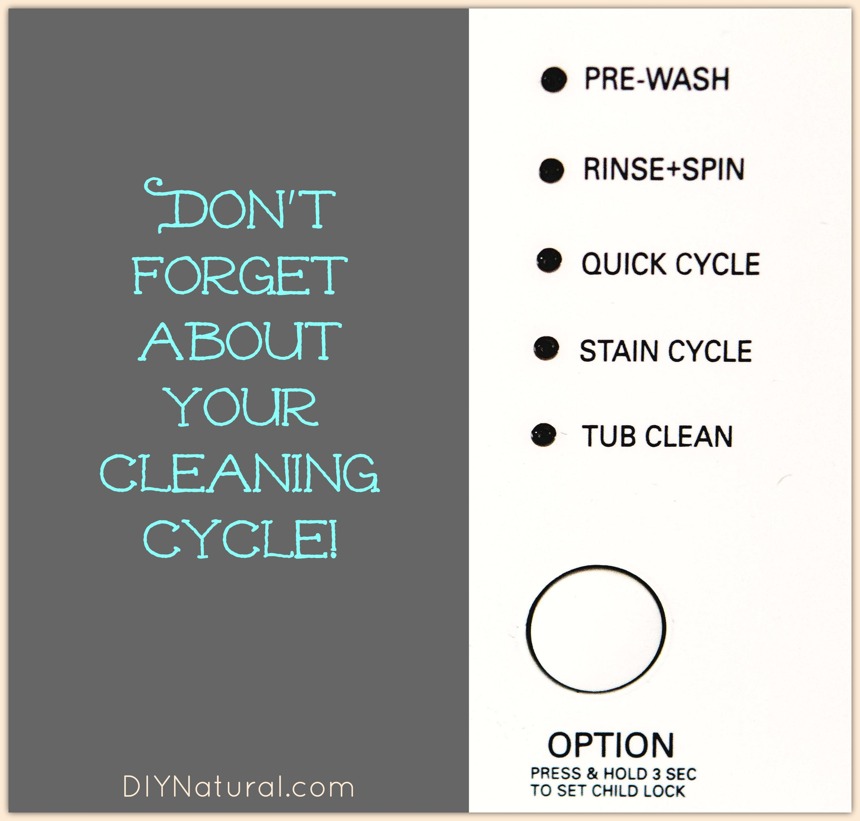 How to Clean Front Load Washer 2