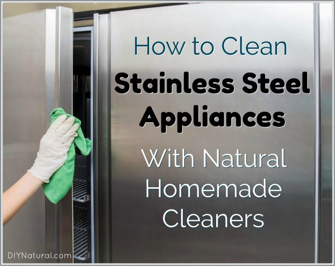How to Clean Stainless Steel Homemade