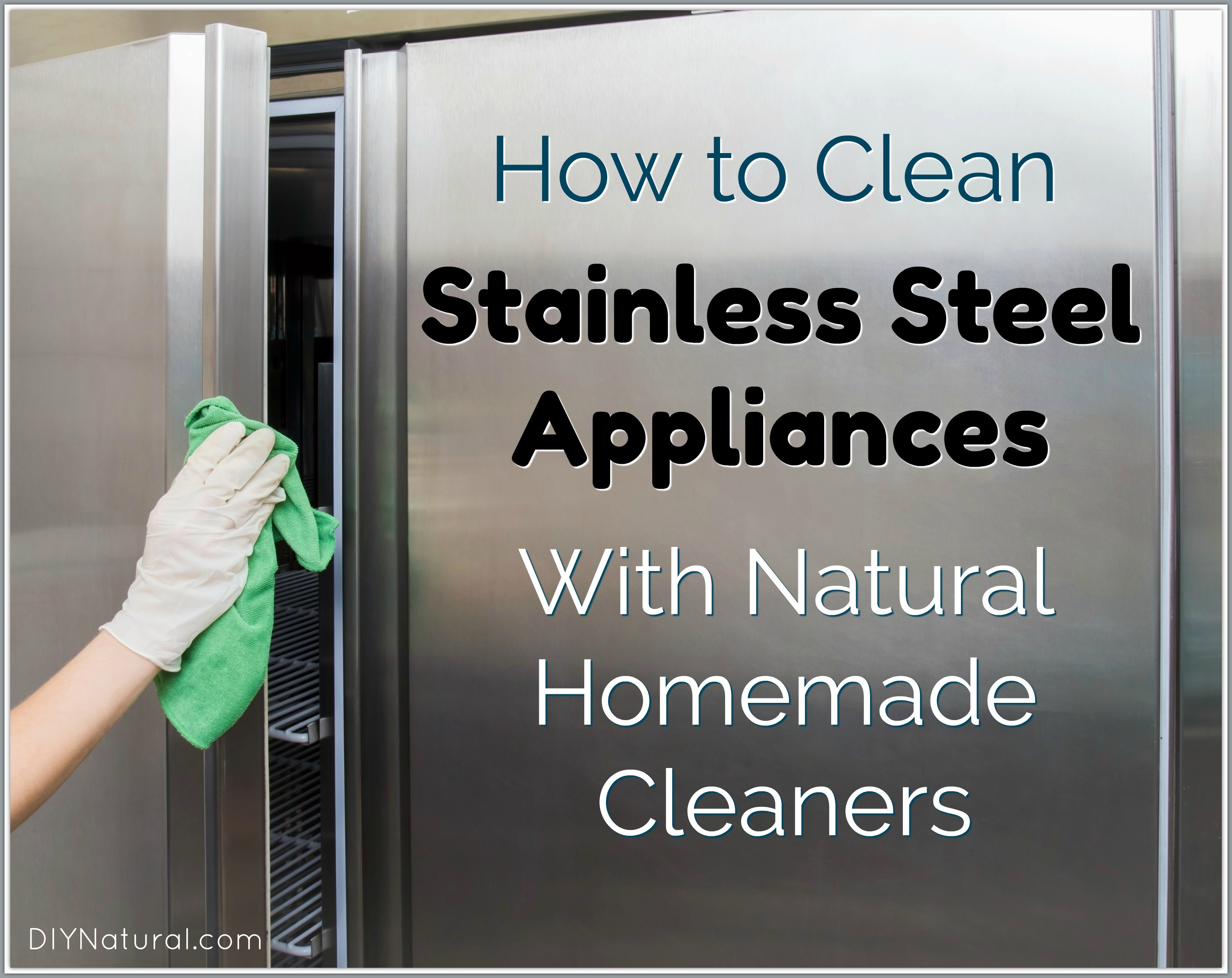 How To Clean Stainless Steel And A