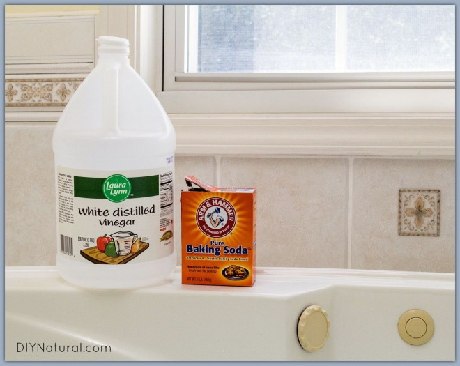 How to clean a jetted tub naturally How to clean bathtub