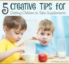 Five Creative Ways To Send Supplements To School