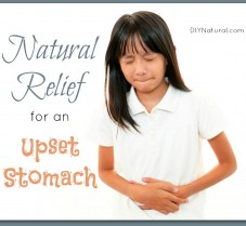 How To Help an Upset Stomach Naturally