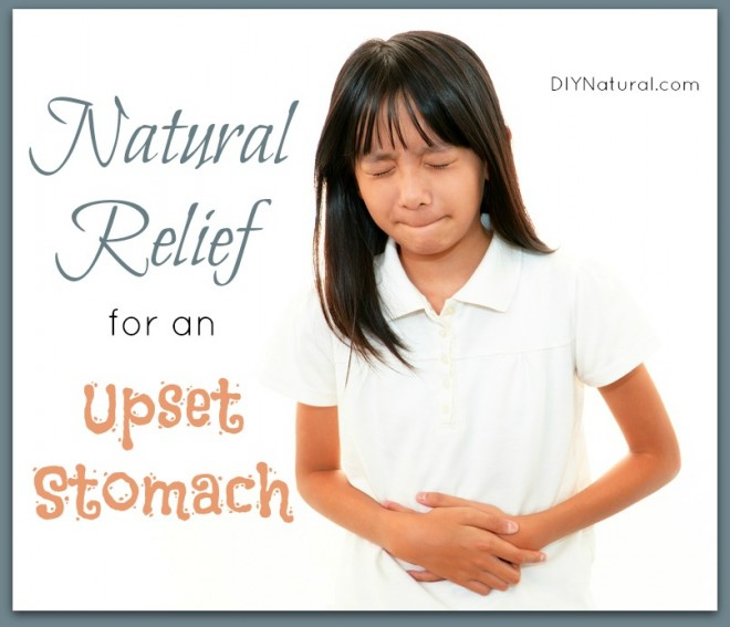 How to Help an Upset Stomach