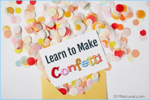 How to Make Confetti