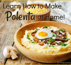Learn How (And Why) To Make Your Own Polenta