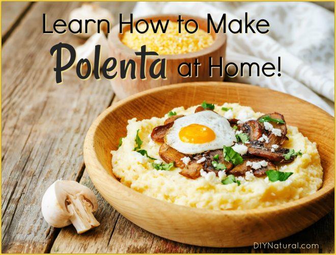 How to Make Polenta Recipe