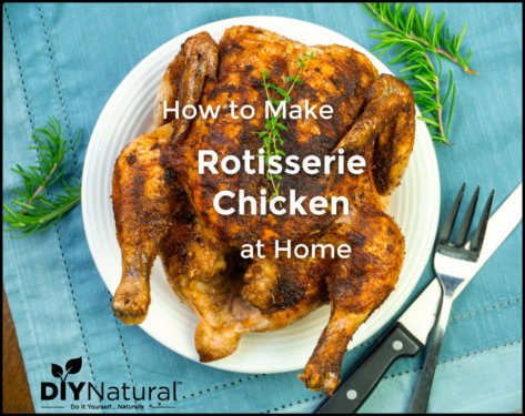 How to Make Rotisserie Chicken at Home