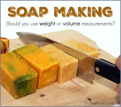Soap Making Measurements