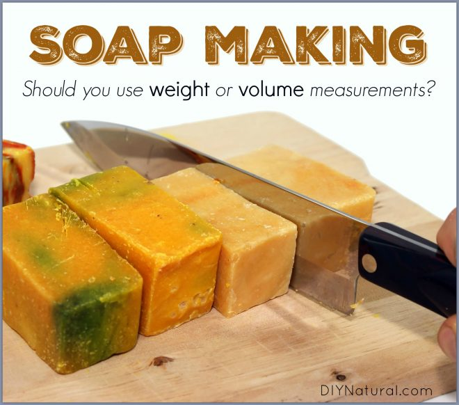 How to Make Soap Measurements