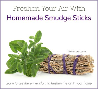How to Make a Smudge Stick
