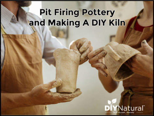 How to Pit Fire Clay Pottery DIY Kiln
