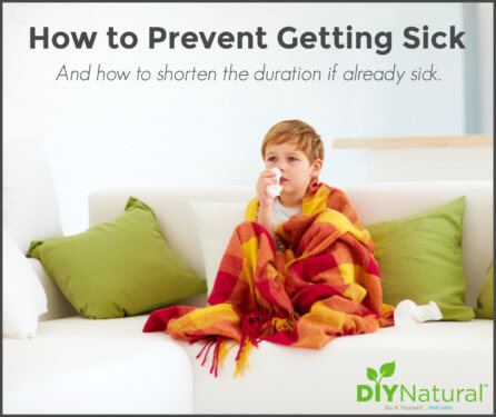 How to Prevent a Cold Getting Sick