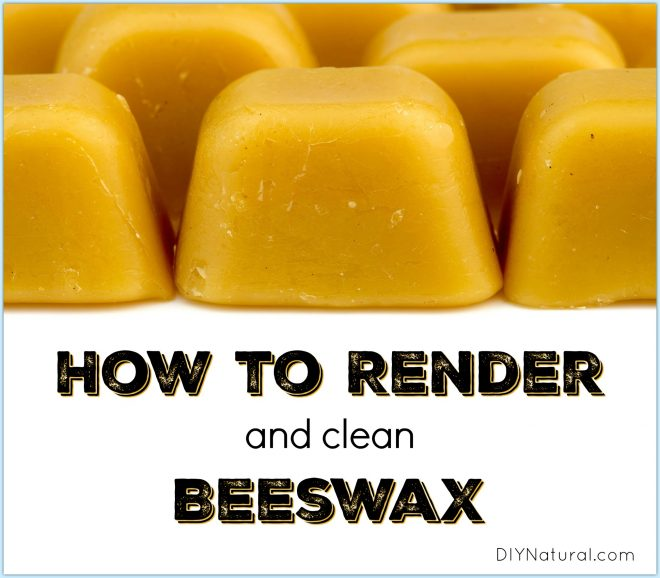 How to Render Beeswax Clean