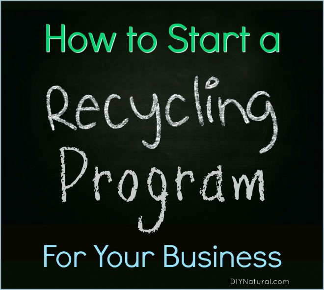 How to Start a Recycling Program