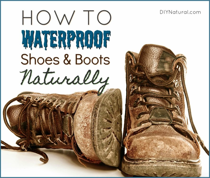 How to Waterproof Shoes and Boots