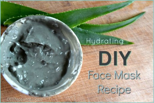Hydrating Face Mask DIY