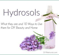 10 Ways to Use Hydrosols for Home and Beauty