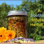 Infused Herbal Oil