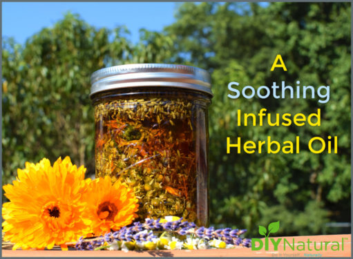 Infused Herbal Oil